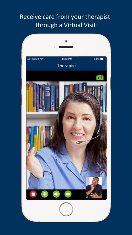 In Hand Health Patient App screenshot-3