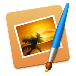 Ícone do app Pixelmator Classic