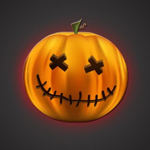 Halloween Trick Stickers