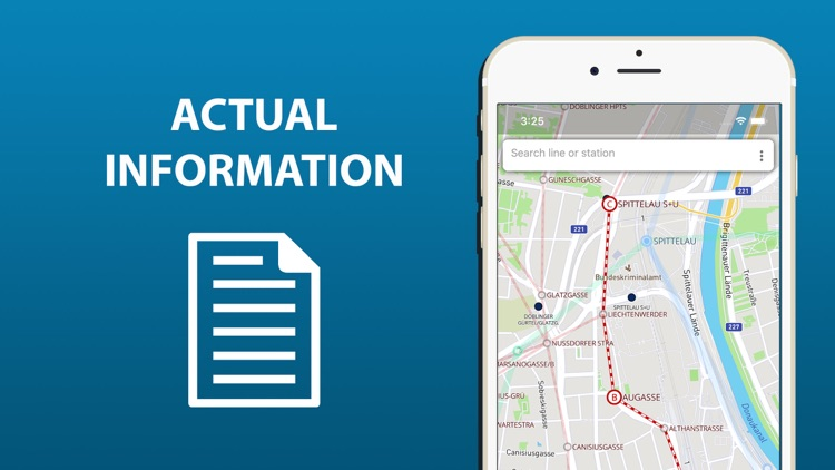 Public transport map Paris screenshot-6