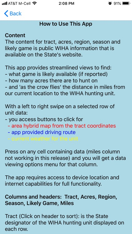 Public Walk In Hunting Kansas screenshot-9