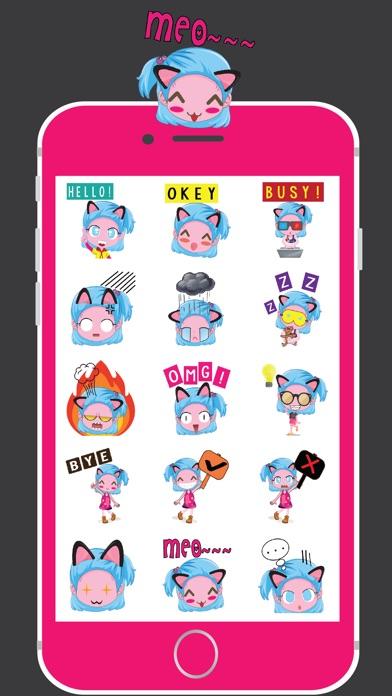 Pastel Neko app image