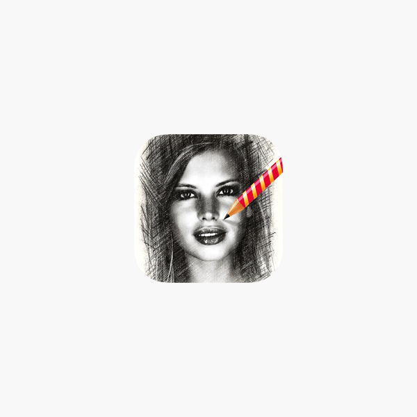 my sketch pencil sketches on the app store