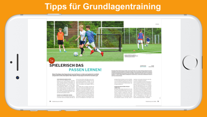 messages.download Fussballtraining software