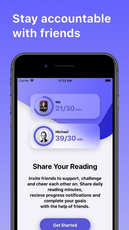Books Tracker - Read screenshot-4