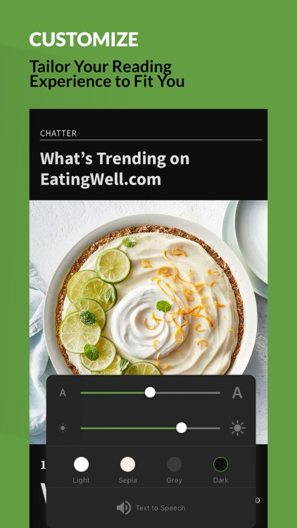 EatingWell Magazine screenshot-5