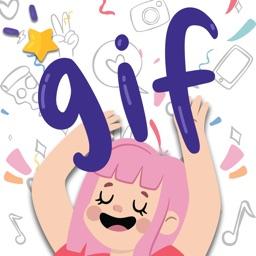 Make Funny Picture , Gif maker