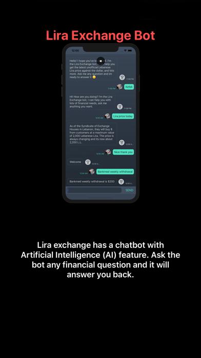 Lira ExchangeScreenshot of 8