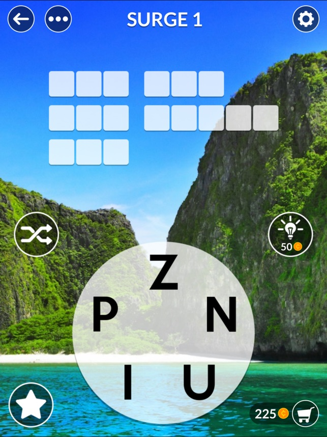 Wordscapes Uncrossed On The App Store