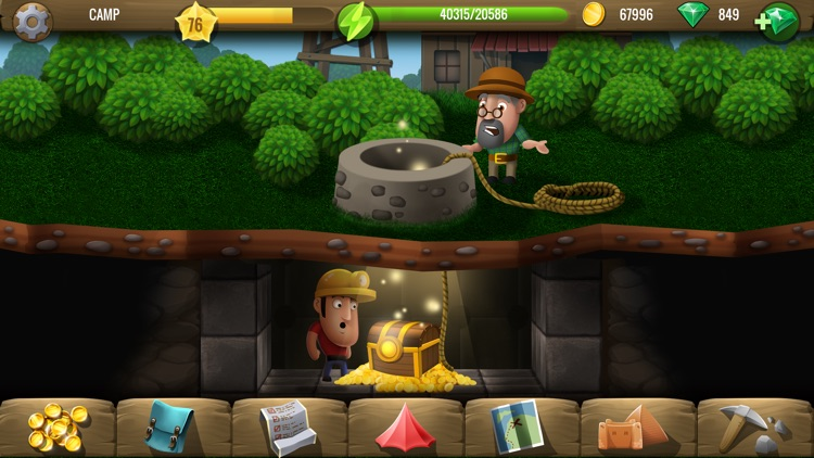 Diggy's Adventure: Maze Puzzle