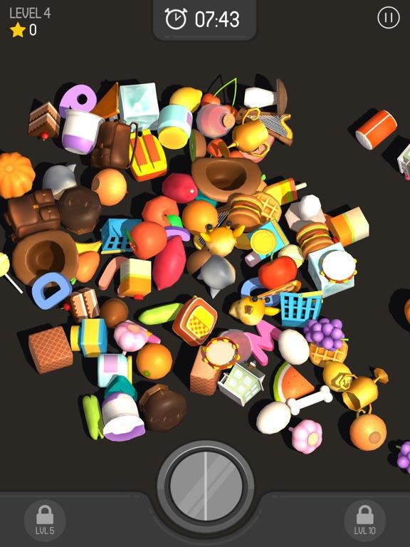 合わせる3D (Match 3D)のおすすめ画像3