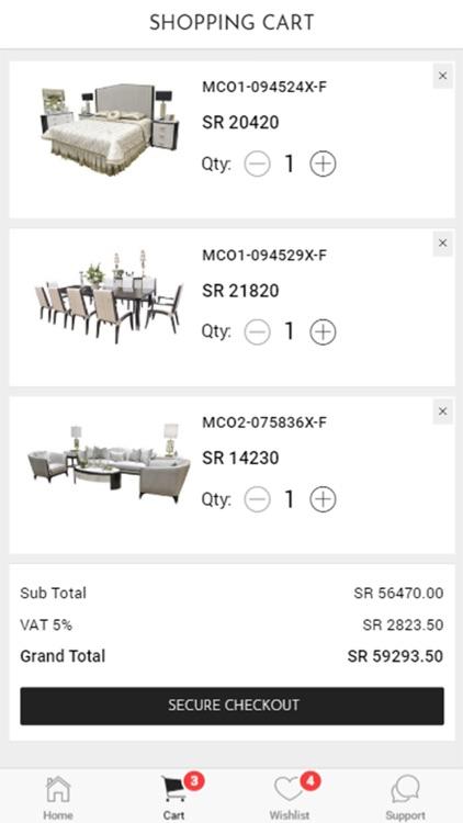 Habitat Furniture Online Shop screenshot-4
