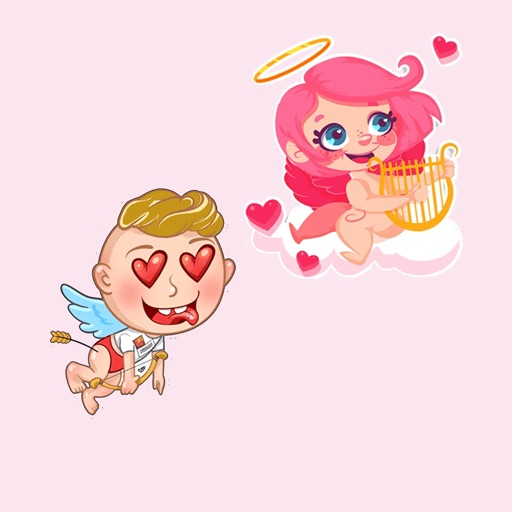 Valentine's day - Love sticker