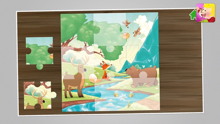Fun for Kids Learning puzzles screenshot-3