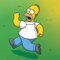 App Icon for The Simpsons™: Tapped Out App in United States IOS App Store