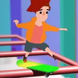 Skater Race 3D