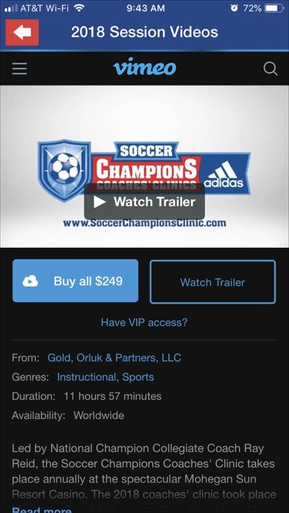 Soccer Champions screenshot-3