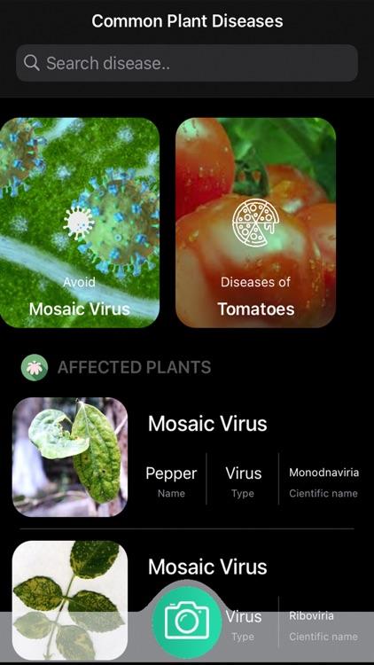 Plants Diseases Identifier screenshot-6