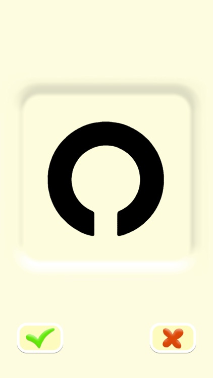 Ogentest Cirkel