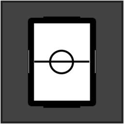 Tableau football-Tactical Boad