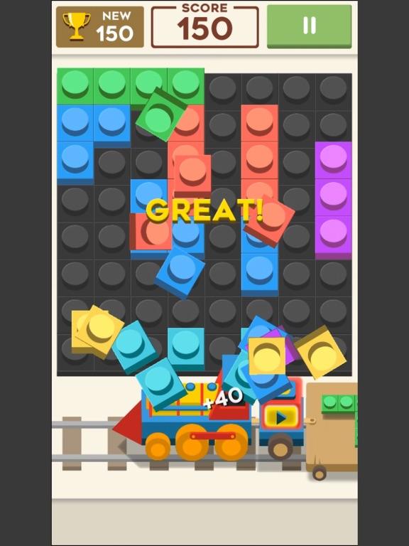 Block Train: Puzzle screenshot #2