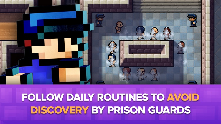The Escapists: Prison Escape screenshot-3