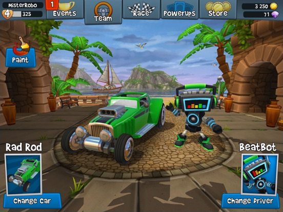 Beach Buggy Racing 2 screenshot 8