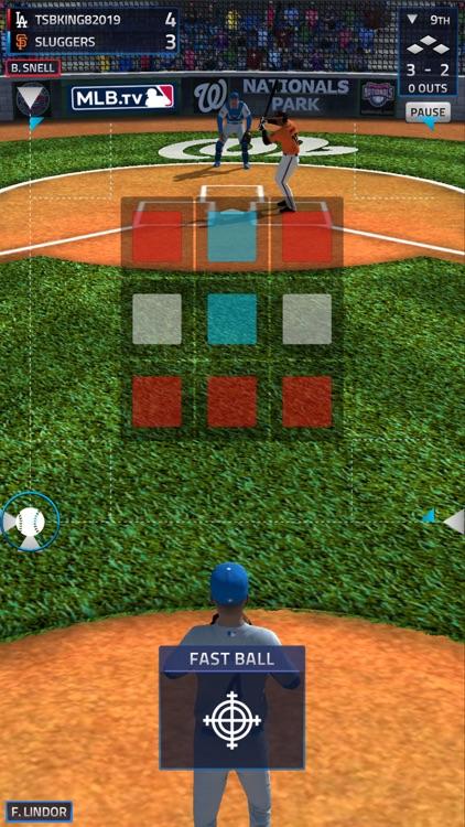 MLB Tap Sports Baseball 2021 screenshot-8