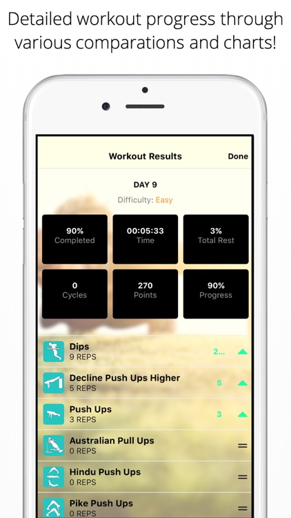 Calisthenics Challenge Trainer screenshot-8