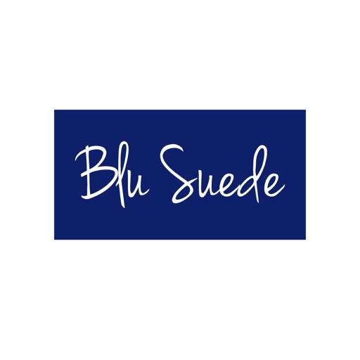 Blu Suede