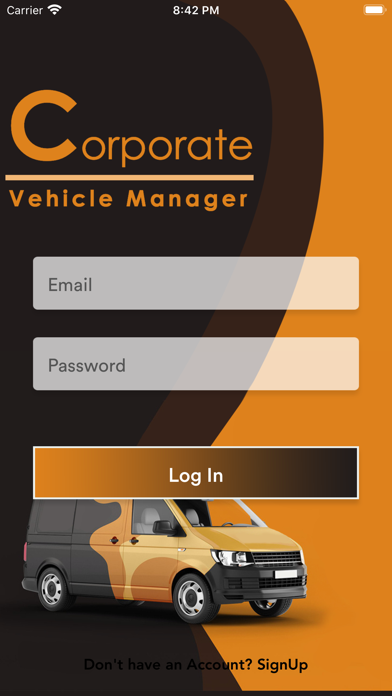 Corporate Vehicle Manager screenshot #2