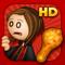 App Icon for Papa's Wingeria HD App in Brazil IOS App Store