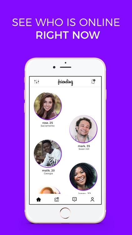 Friending - Make New Friends screenshot-4