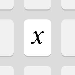 Ícone do app MathKey - LaTeX Converter