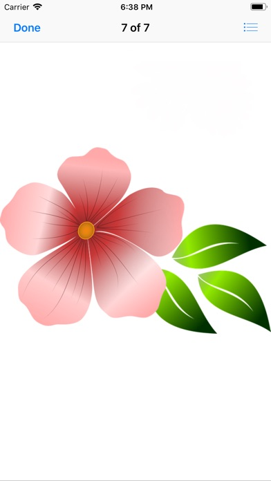 Screenshot for Have A Flower in Russian Federation App Store
