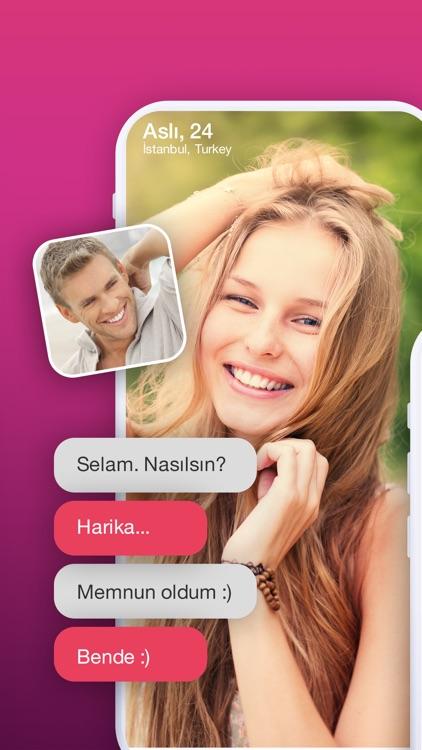 Rosa: Dating, Video Chat screenshot-3