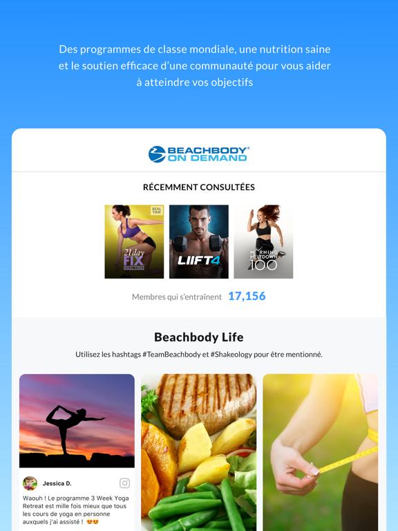 Screenshot #4 pour Beachbody® à la demande