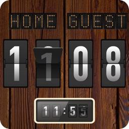 Scoreboard :