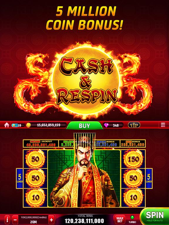 Gold Fortune Casino screenshot 10
