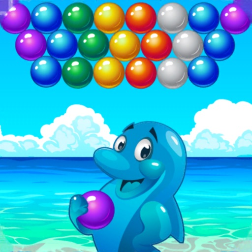 Ocean Fish Hunt Bubble Shooter