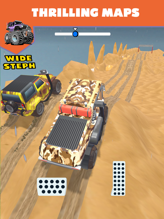 Offroad Race screenshot 16
