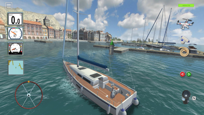 Screenshot for Dock your Boat 3D in United States App Store