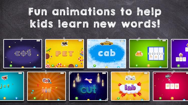 LetterSchool - Spelling Words! screenshot-0