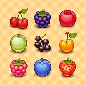 Fruit Mix Game