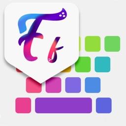 Font Keyboard & Icon Maker