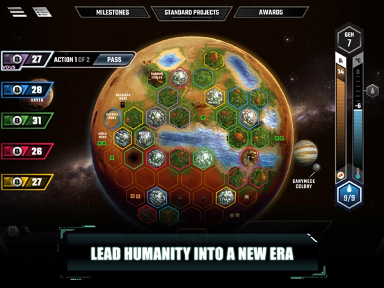 Terraforming Mars screenshot 7