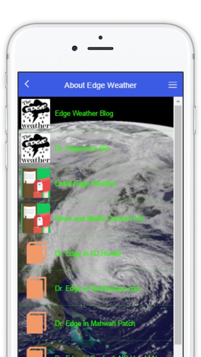 Edge Weatherのおすすめ画像2