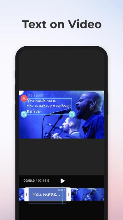 Text on Photos & Video: Phonto screenshot-5