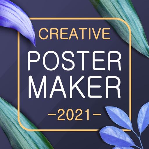 Poster Maker, Flyer Maker 2021