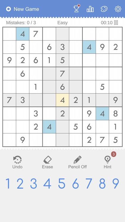 Sudoku - Brain Puzzle Games screenshot-0